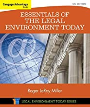 Essentials of Legal Environment by Miller - Flipthatbook