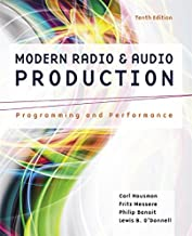 MODERN RADIO PRODUCTION BY HAUSMAN 10TH EDITION - Flipthatbook
