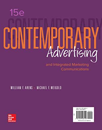 CONTEMPORARY ADVERTISING BY ARENS - Flipthatbook