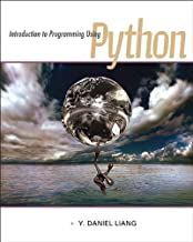 INTRODUCTION TO PROGRAMMING USING PYTHON W/ACCESS BY LIANG 1ST EDITION - Flipthatbook