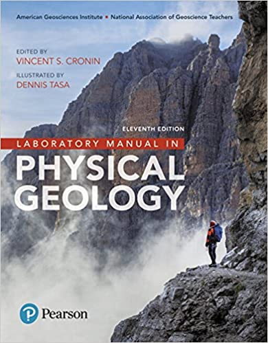 LAB MANUAL IN PHYSICAL GEOLOGY BY CRONIN - Flipthatbook