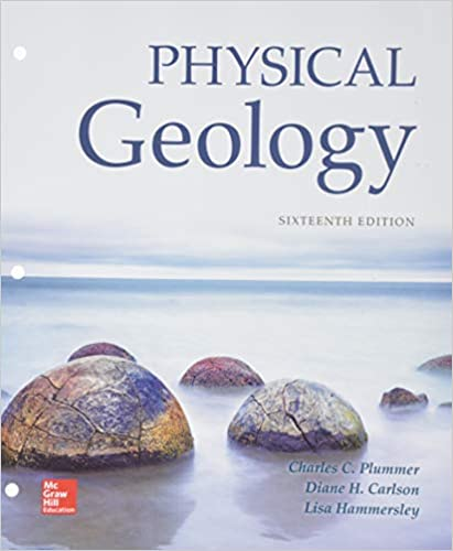 PHYSICAL GEOLOGY- LOOSELEAF BOOK BY PLUMMER - Flipthatbook