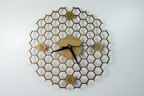 Abstract Geometric Clock