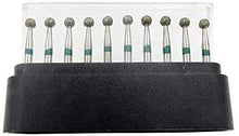 "Load image into Gallery viewer, Diamond Burs Drill Set BR-30C (50 pcs) 1/16"" shank"