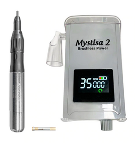 Silver Fox Mystisa Engraving System with Slim Handpiece