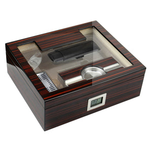 The Kensington Humidor Gift Set by Prestige Import Group - Mariano Shop