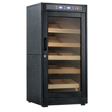 Load image into Gallery viewer, The Redford Lite Electric Cabinet Humidor by Prestige Import Group - Mariano Shop