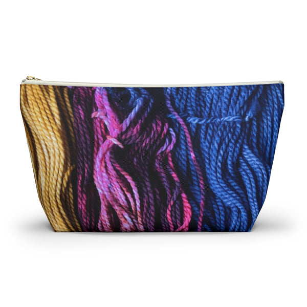 Notions Pouch w T-bottom
