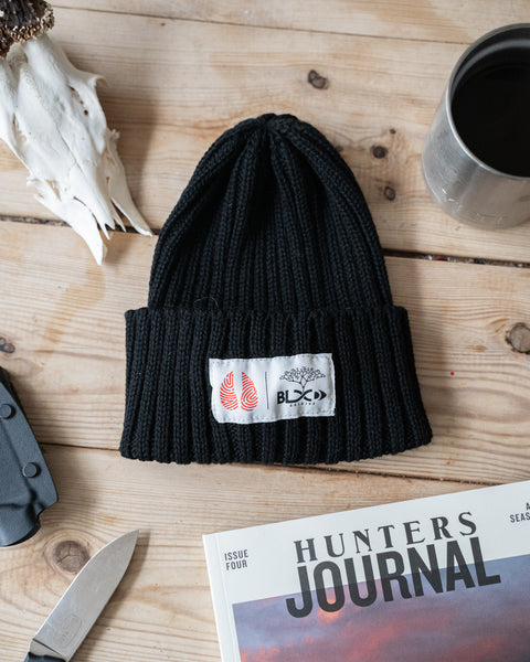 Slots X Blood Origins Beanie