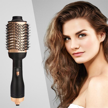 Load image into Gallery viewer, Sophia Emmy™ Ionic Gold 3 in 1 Hair Brush