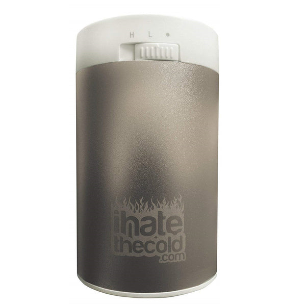 Maxi Silver 8800mAh USB Portable Hand Warmer - ihatethecold.com
