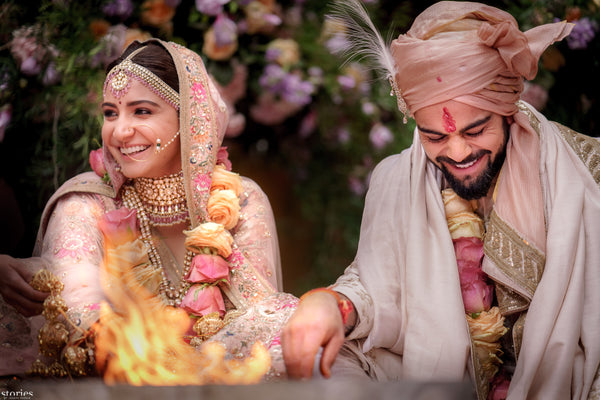 Virushka-Wedding Pictures