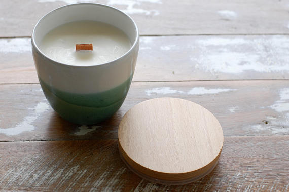Comfort and Calm Herbal Candles