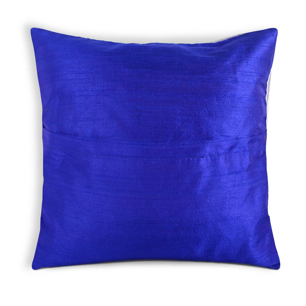 silk pillow cover with envelope back