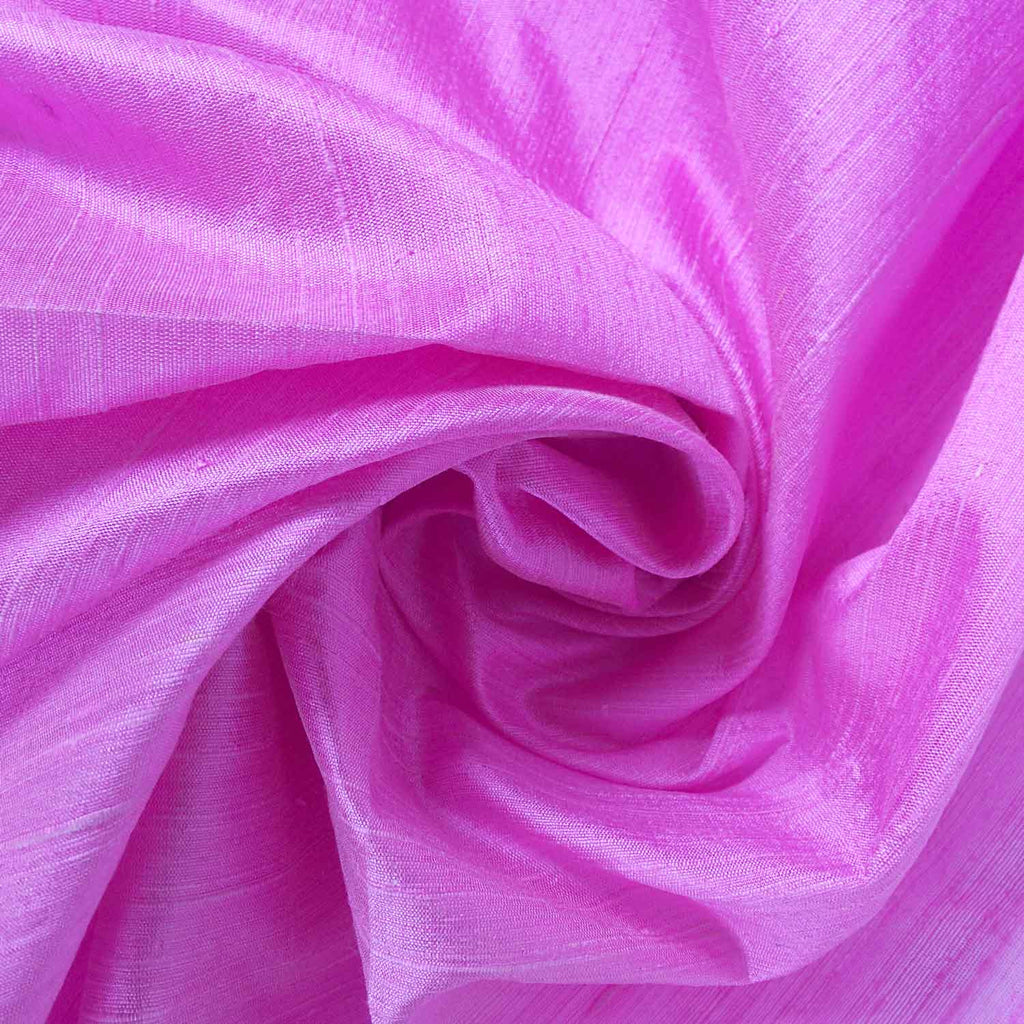 Lilac Pure Dupion Silk Fabric Buy Online From India