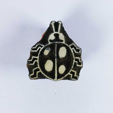 Beetle Bug Block Printing Stamp