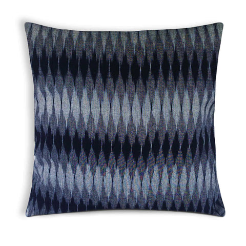 Black and grey cotton cushion cover buy online from DesiCrafts