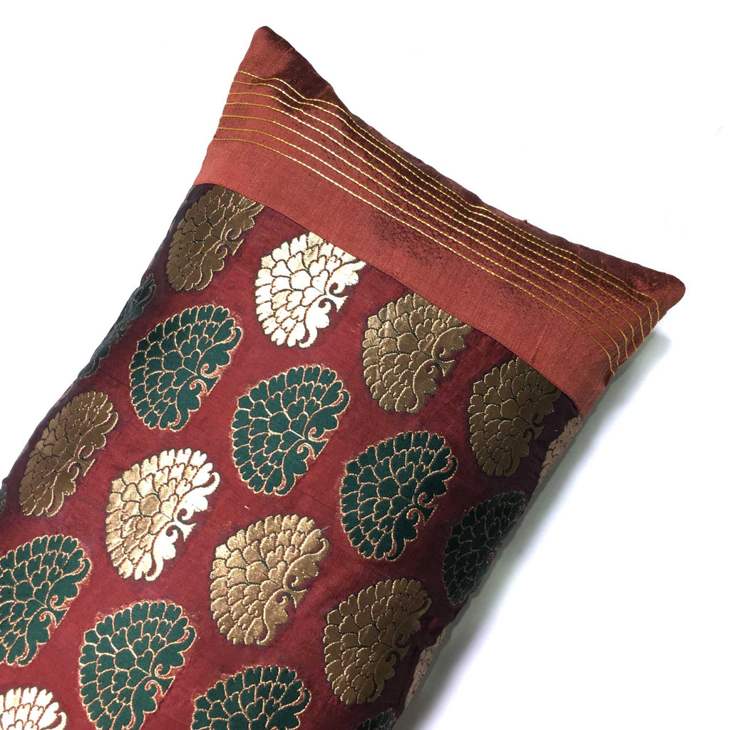 Decrative throw pillow cover buy online from DesiCrafts