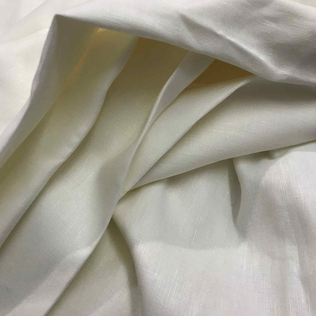 Curtain and Upholstery Linen Fabric