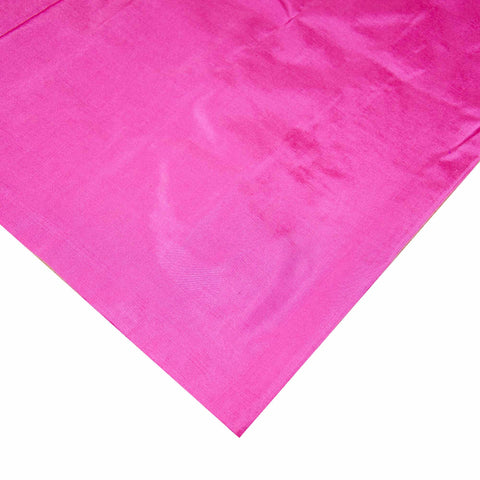 Dark Pink Soft Silk Fabric buy online from India