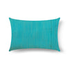 Teal Elephant Silk Lumber Pillow Cover Buy Online From India