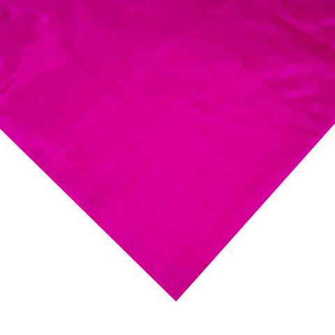 Hot Pink Soft Silk Fabric buy online from India