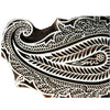 Paisley Wooden Stamp for Block Printing Buy Online From India