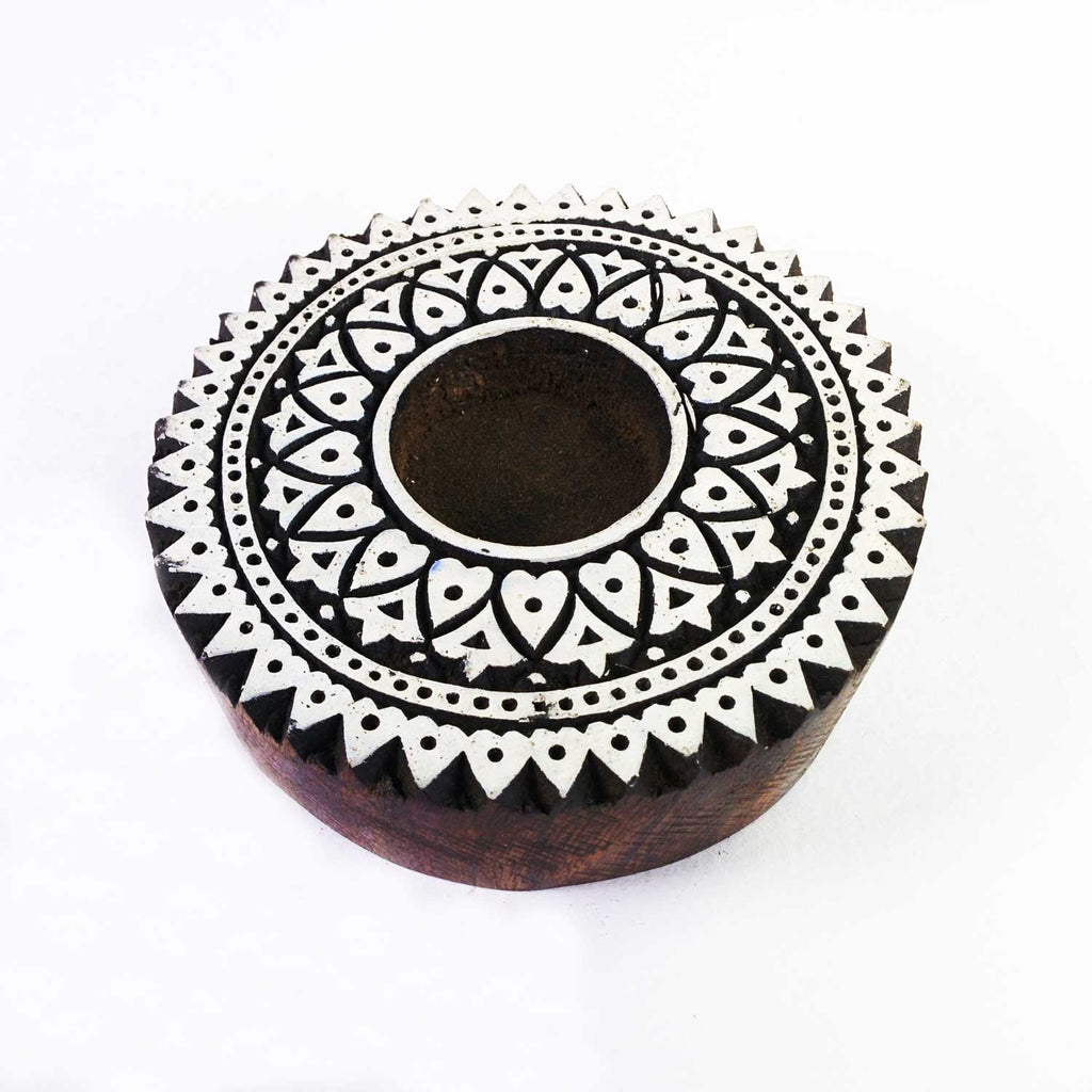 Mandala Tea Light Holder