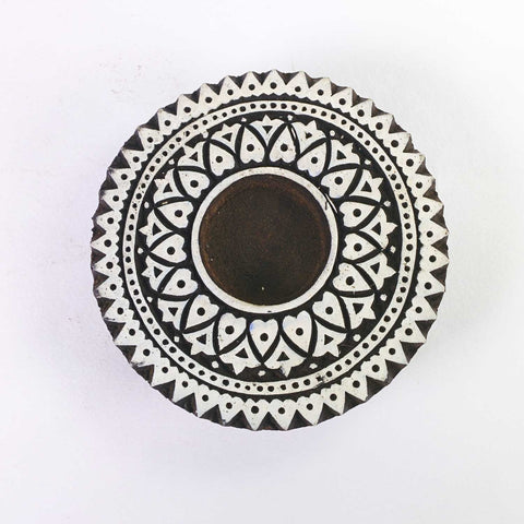 Mandala Tea Light Holder Buy from DesiCrafts