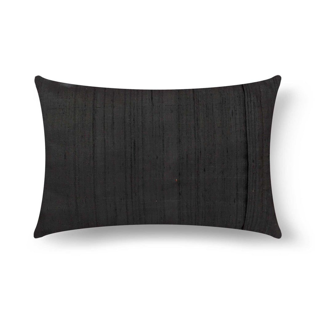Buy raw silk cushion covers online