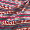 Upholstery Weight Bright Colors Woven Cotton Fabric By Yard