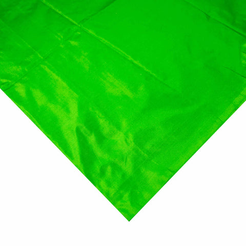 Spring Green Soft Silk Fabric for dresses and more