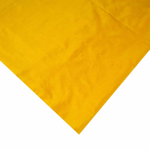 Sunny Yellow Soft Silk Fabric buy online from India
