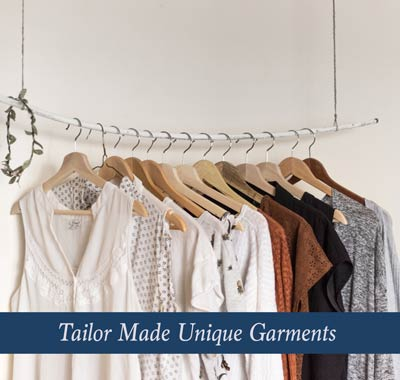 Tailor Made Unique Garments