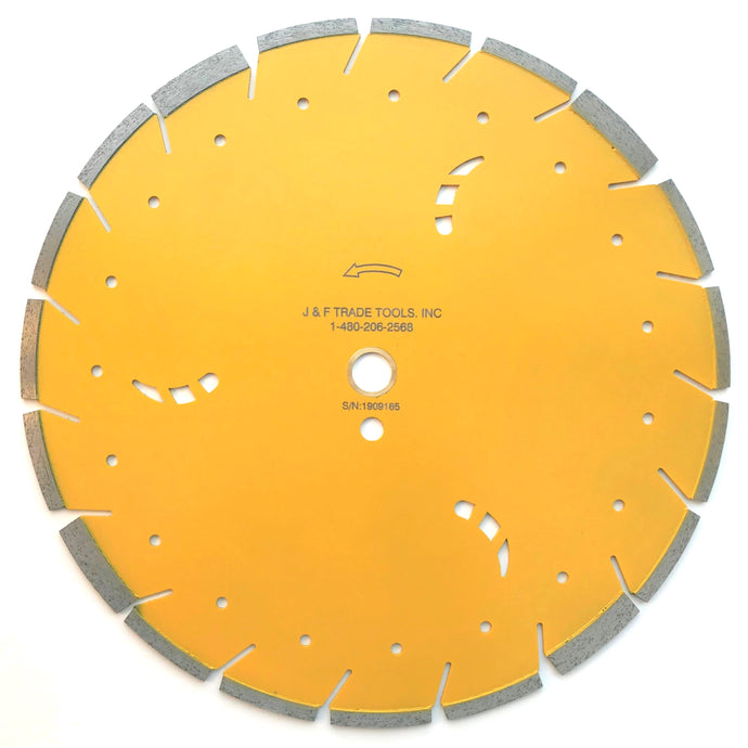 518 Super Cutter Combo Diamond Blade