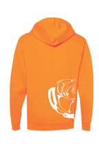 Load image into Gallery viewer, Preparation Meets Opportunity - Orange Hoodie