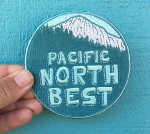Pacific North Best Patch