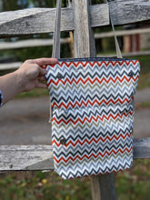 Load image into Gallery viewer, Slouch Cross Body Zip Bag sewing pattern