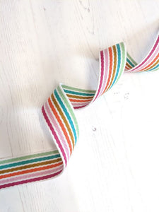 Strapping Rainbow Stripe - 38mm