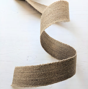 hessian strapping