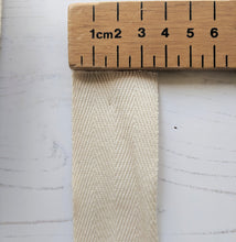 Load image into Gallery viewer, Strapping Natural Cotton - 38mm