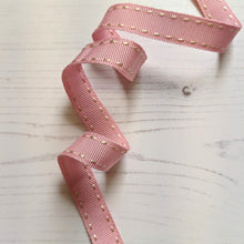 Load image into Gallery viewer, Pink Grosgrain Ribbon - 18mm