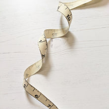 Load image into Gallery viewer, Cute Tape Measure Ribbon - 15mm