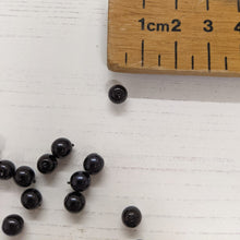 Load image into Gallery viewer, Black Beads - 6mm