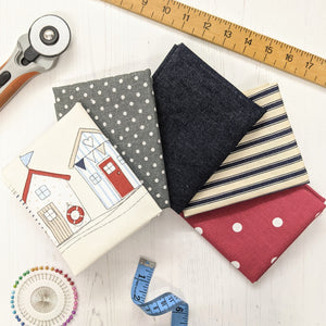 Fat quarter bundle heavyweight cotton - nautical