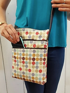 Triple Zip Bag Pattern