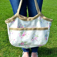 Rose Day Bag Pattern