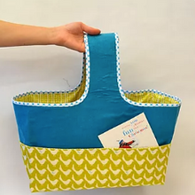 Load image into Gallery viewer, Basket Bag Pattern