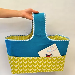 Basket Bag Pattern