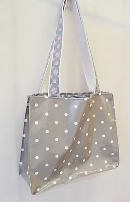 Box Tote Bag Pattern